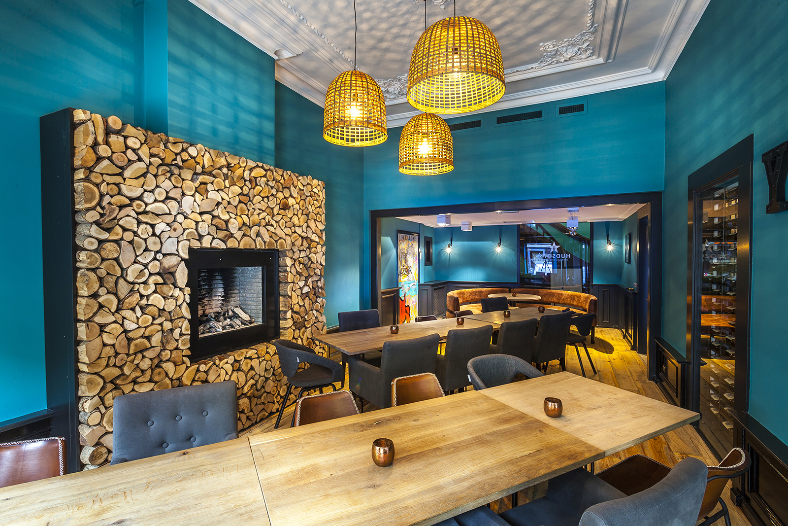 Hudsons horeca renovatie knuif bouwcombinatie b v for Interieur architect vacature